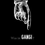 GANGI — gesture is — VINYL